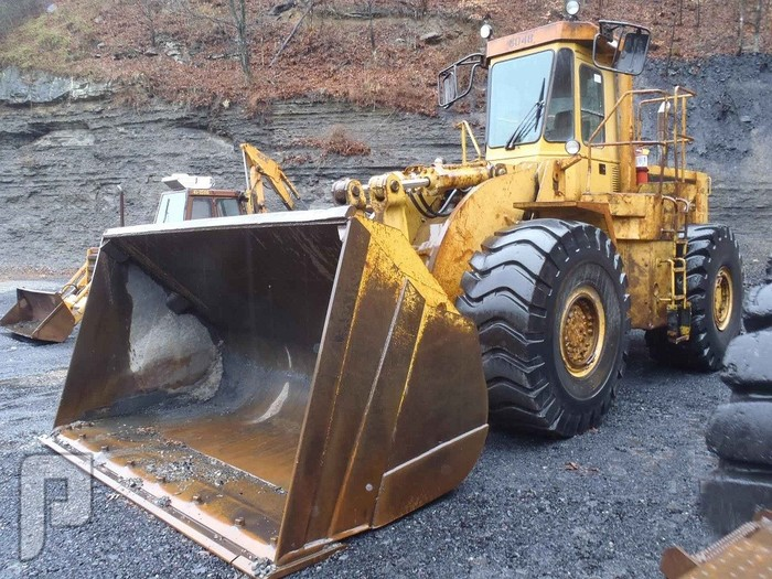 IT# 70K-1984 CATERPILLAR 980C Wheel Loader