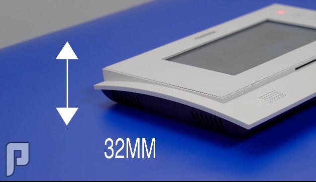 الهاتف الذكى smart vedio phone من comax احدث انواع الانتركم