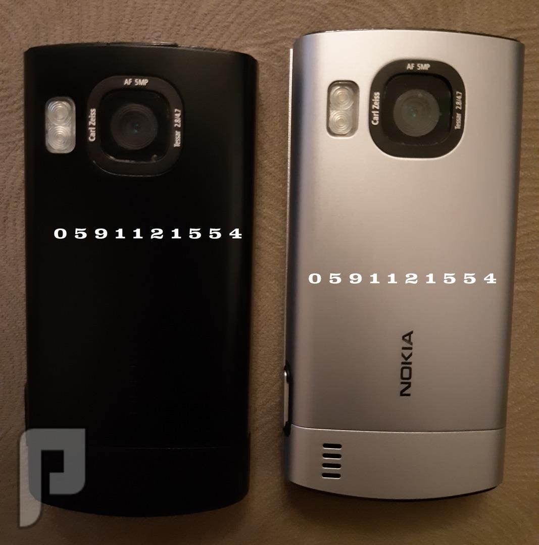 جوال نوكيا Nokia 6700 Slide- جوال نوكيا 6700 سلايد (سحاب)