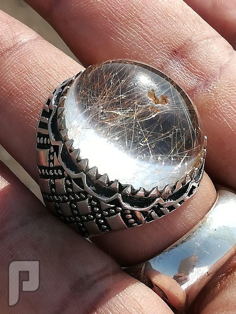 خاتم در نجفي مشجررشعيرات ذهبيه تحفة التحف