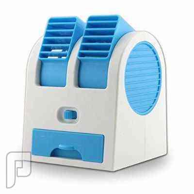 مكيف هواء صغير متنقل للبيت السياره المكتب يعمل ب usb
