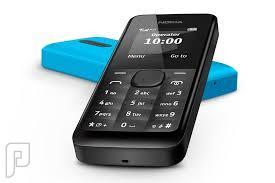 جوال أبو كشاف نوكيا Nokia 105 يدعم الساعه الناطقة (الناطق) - جديد