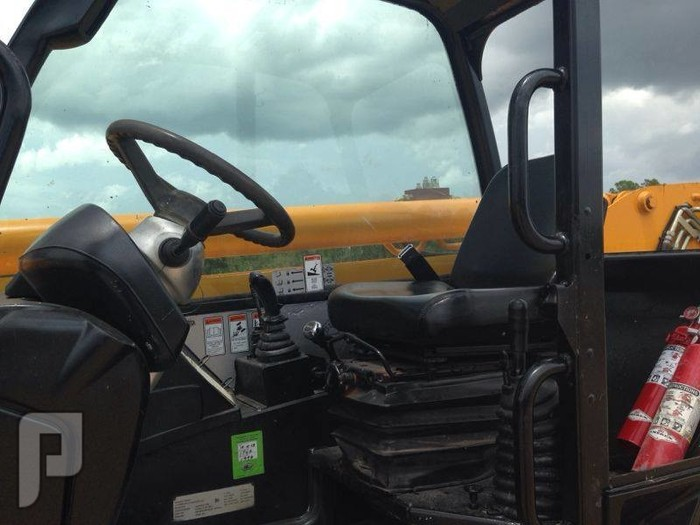 IT# 591-2006 JCB 550-170 TELESCOPIC FORKLIFT AM
