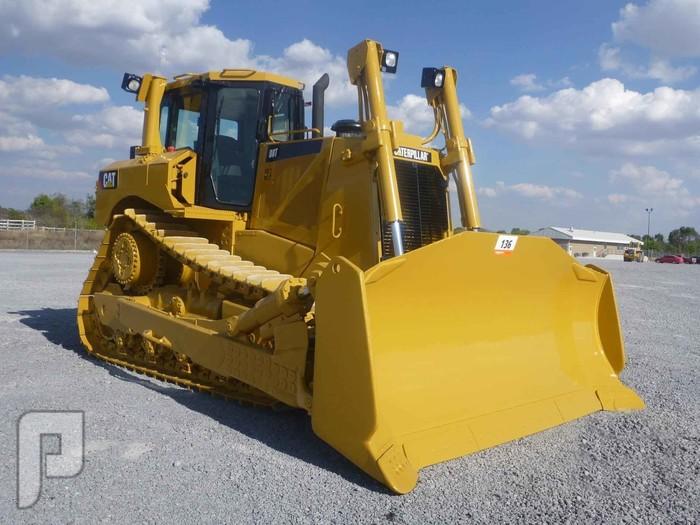IT# 136-2008 CATERPILLAR D8T Crawler Tractor am