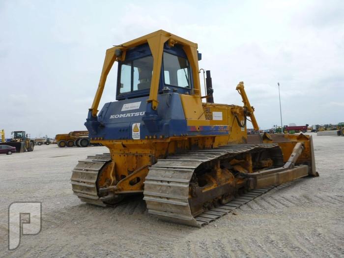 IT# 518-2000 KOMATSU D85P-21 Crawler Tractor am