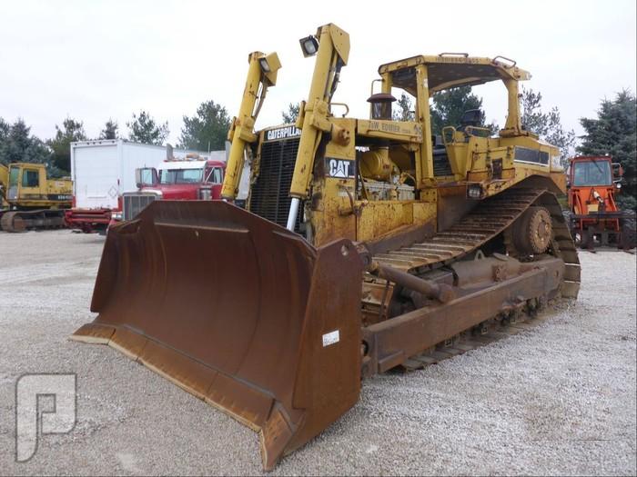 IT# 430-1993 CATERPILLAR D8N Crawler Tractor am