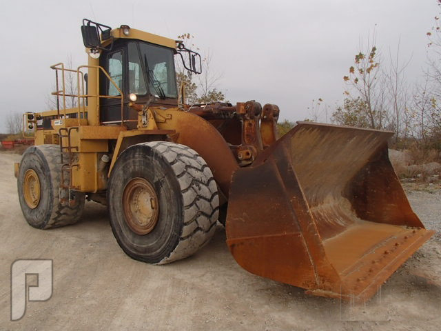 IT# 547786 - Caterpillar 980F Wheel Loader am