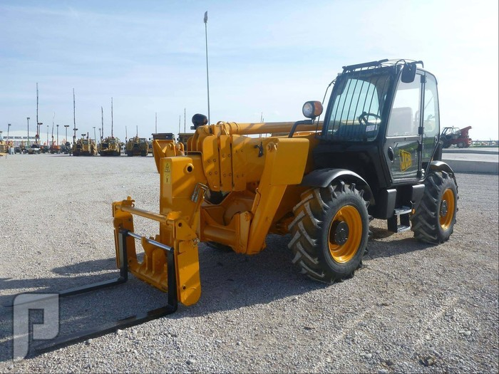 IT# 125-2007 JCB 540-170 4x4x4 Telescopic Forklift am12