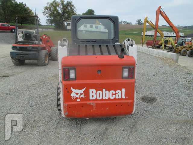 IT# 417-2009 BOBCAT S130 SKID LOADER