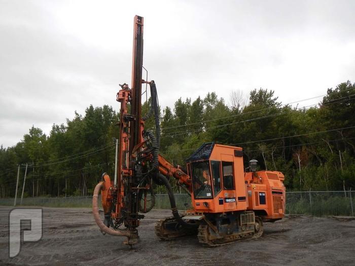 IT# 482-1997 TAMROCK CHA1100 Crawler Rock Drill