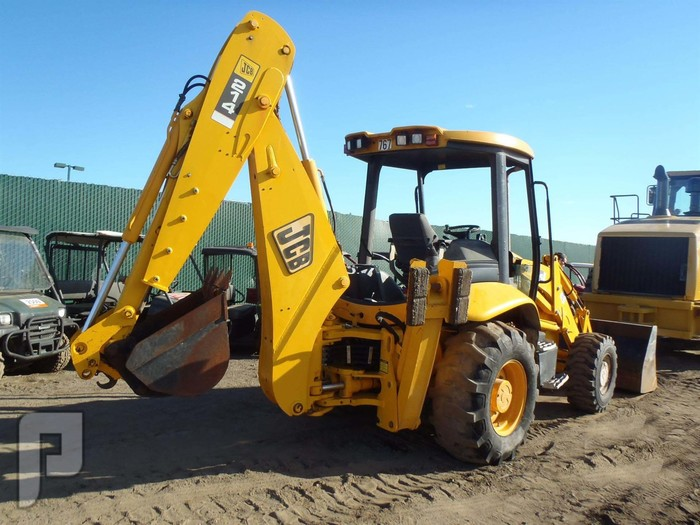 IT# 494-2004 JCB 214 Loader Backhoe