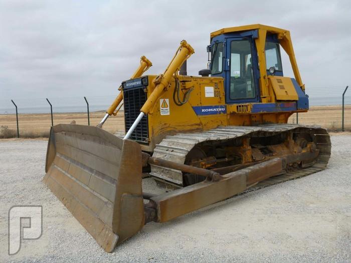 IT# 518-2000 KOMATSU D85P-21 Crawler Tractor