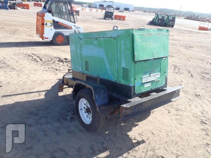IT# 1967-2005 MULTIQUIP BLW400SSW2 Portable Welder