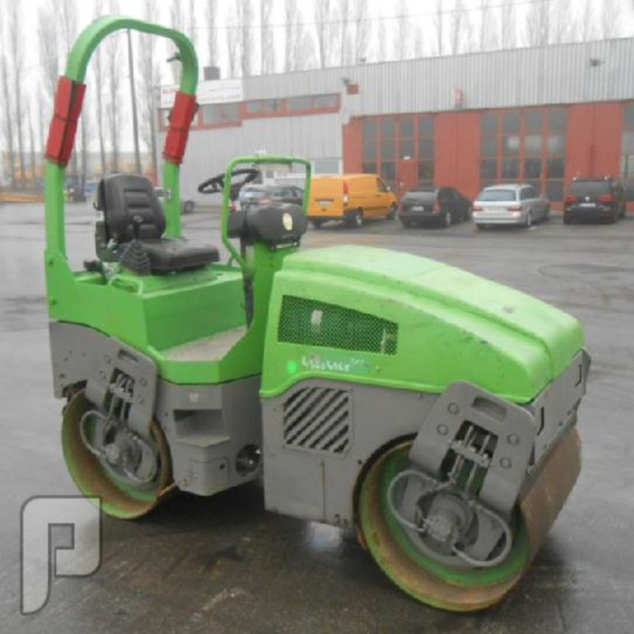 IT# 329-2005 Bomag BW120AD-4 Double Drum Vibrating Roller
