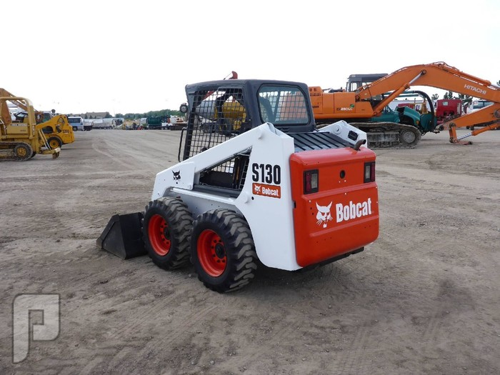 IT# 3-2012 BOBCAT S130 Skid Steer Loader