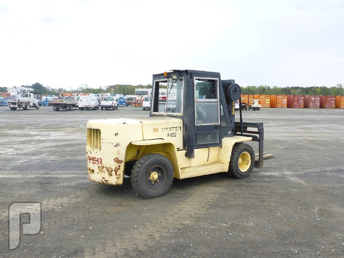 IT# 423-2005 HYSTER 155A Forklift