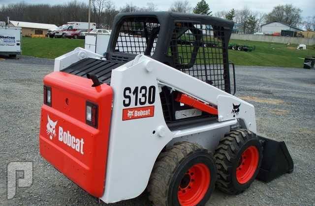 IT# 4342-2012 Bobcat S130 Skid Steer