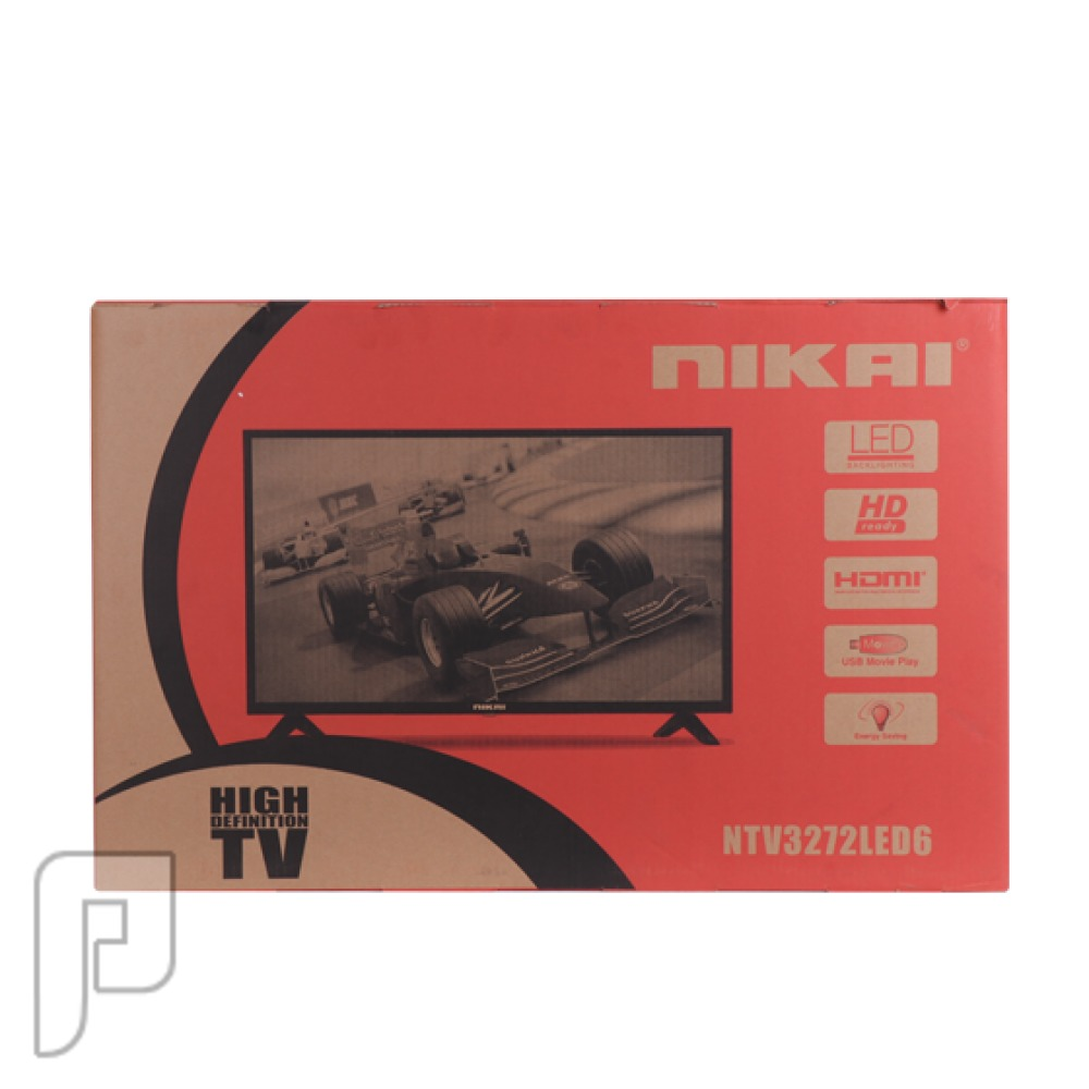 تلفزيون ال اي دي 32 بوصه من نيكاي اسود - NTV 3272