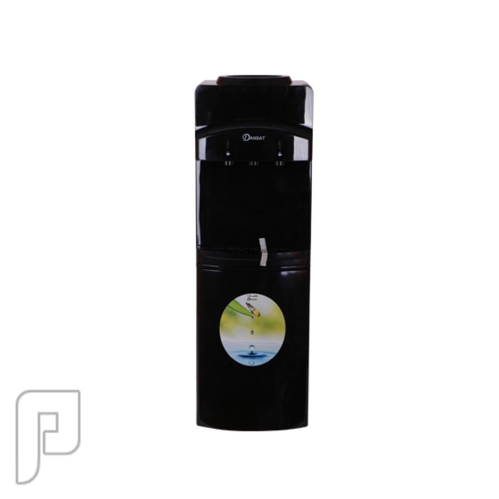 براد ماء دانسات لون أسود -W170DDL