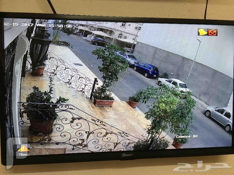 كاميرات مراقبة للمنازل والفيلل والمحلات التجا