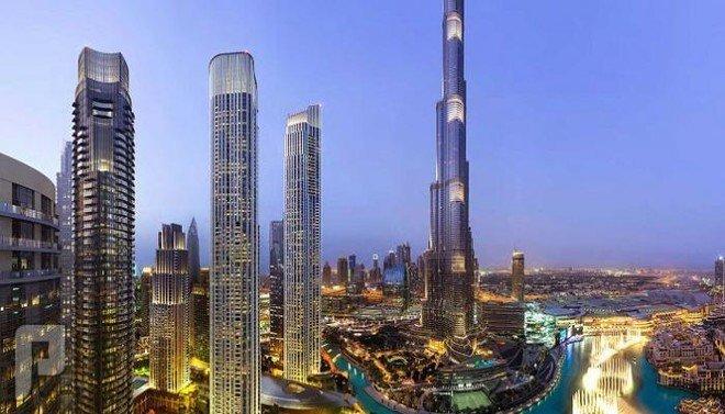 المسار النزولي لسوق عقارات دبي
