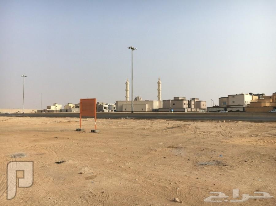 للاستثمار ارض على طريق الملك عبدالله