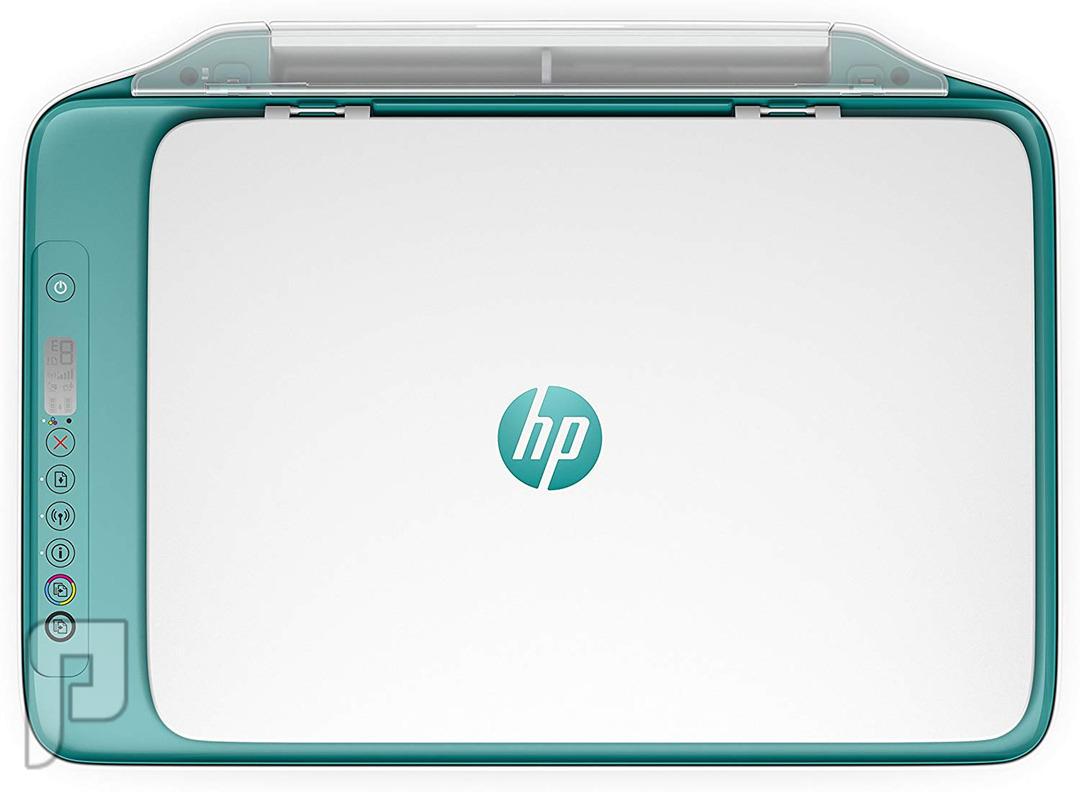 طابعة HP 2632 جديدة 3 في 1 وايرلس