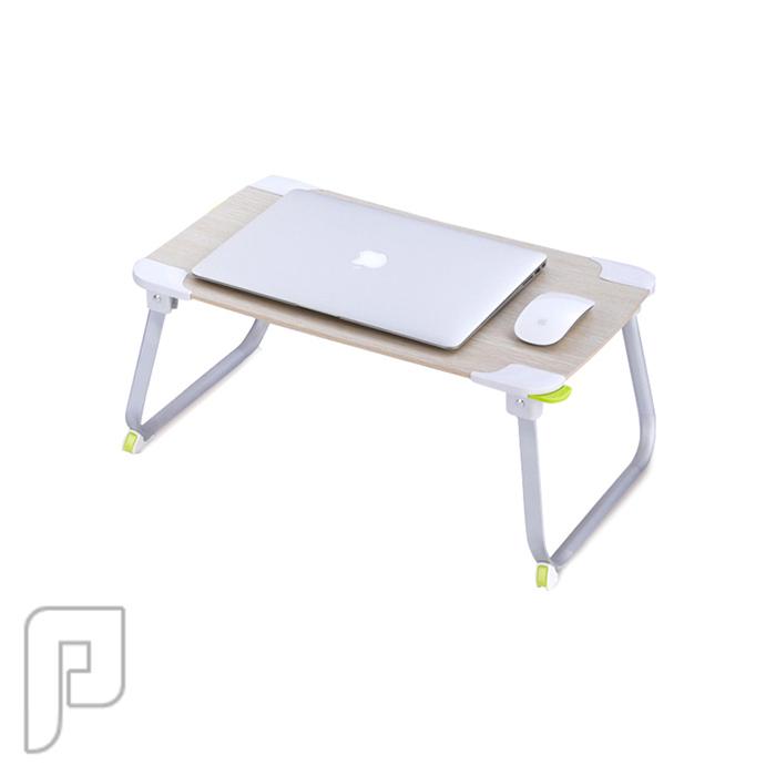 طاولة لابتوب خشب حجم صغير 1