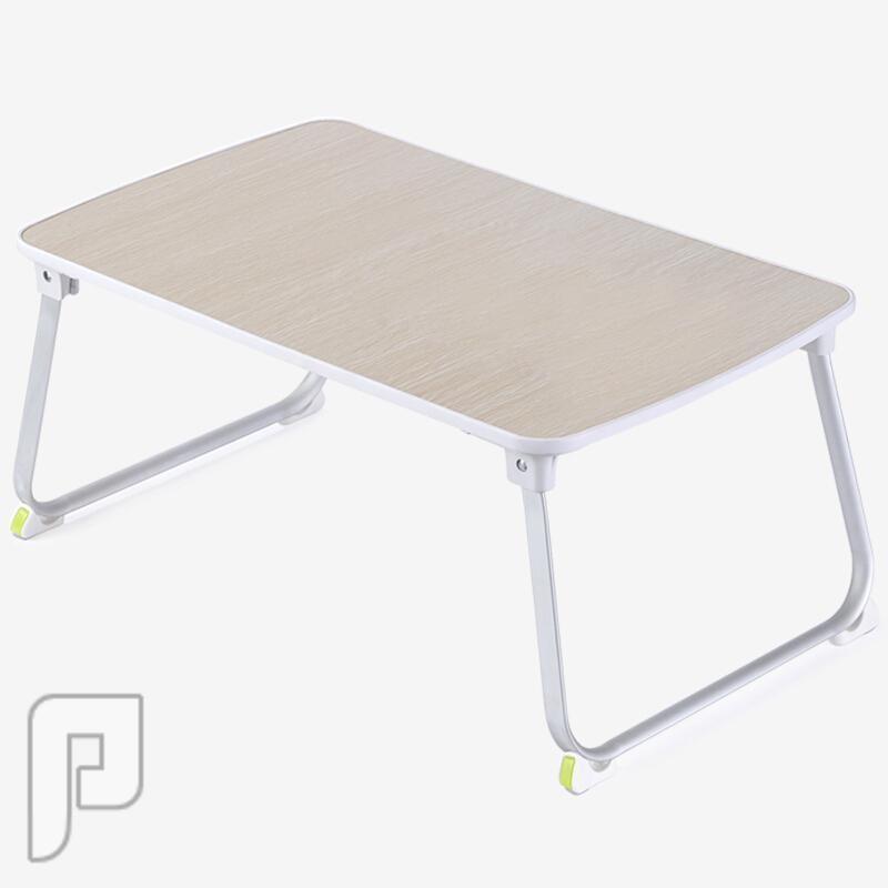 طاولة لابتوب خشب حجم كبير 1