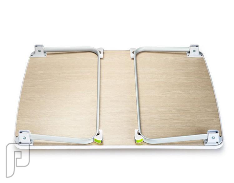 طاولة لابتوب خشب حجم كبير 2