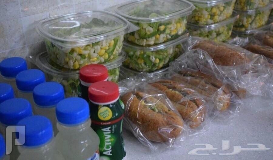 تقديم وجبات واعاشه وحفلات