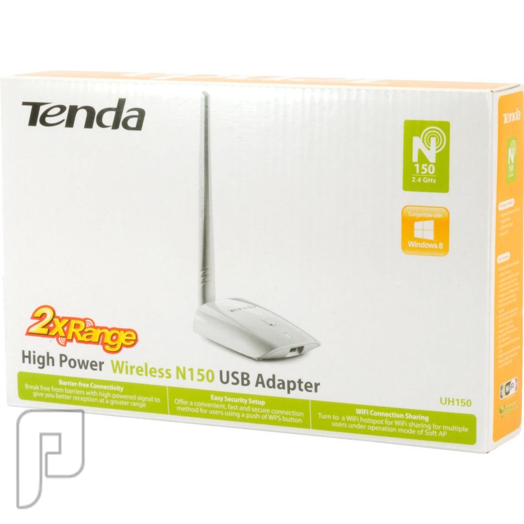 وايرلس للكمبيوتر و الاب توب Tenda