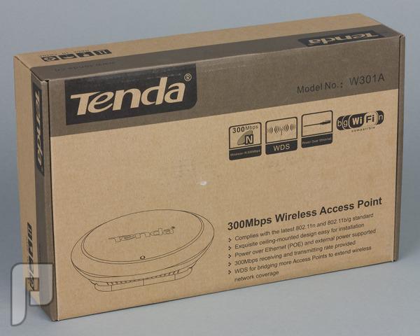 موزع وايرلس كهرباء TENDA POE