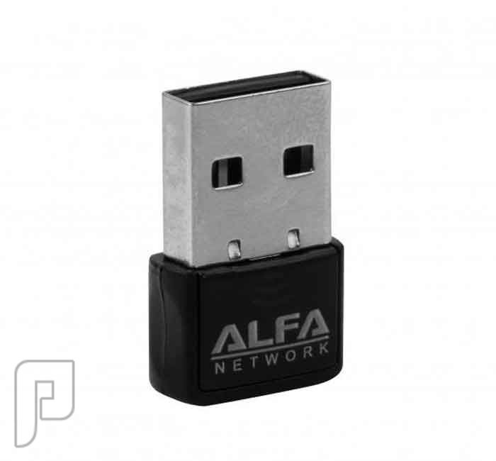 وايرلس للكمبيوتر والاب توب ALFA USB