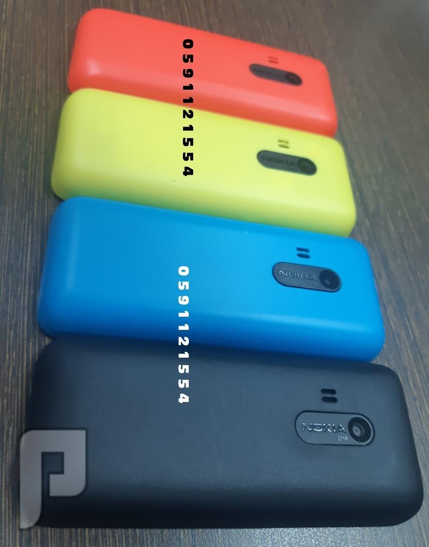 جوال نوكيا 220 Nokia شريحتين - جديد