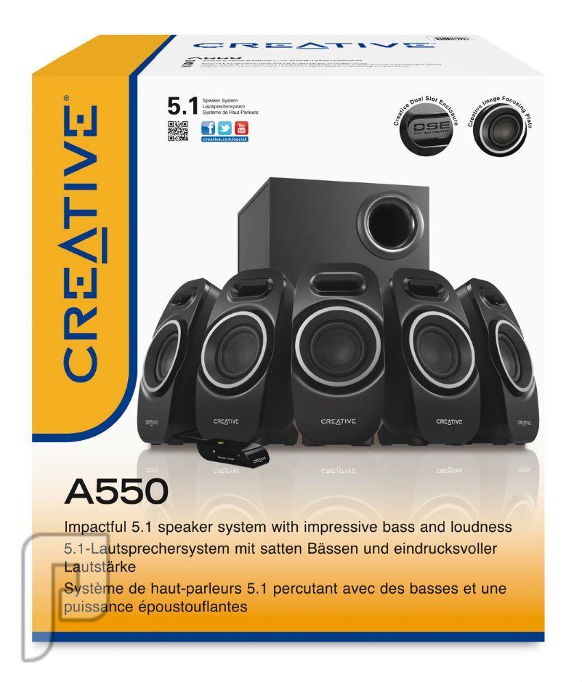 سبيكر كرييتف Creative SBS A550