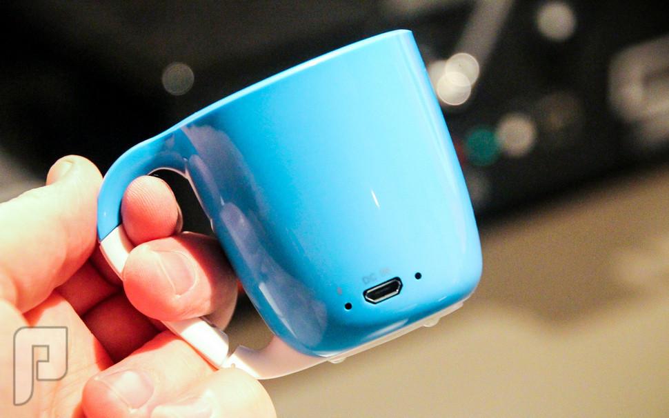 سبيكر بلوتوث على شكل كوب Gear4 Espresso