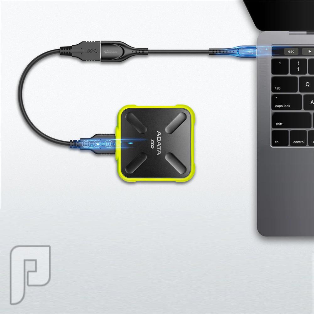 كيبل OTG Cable Type C to USB