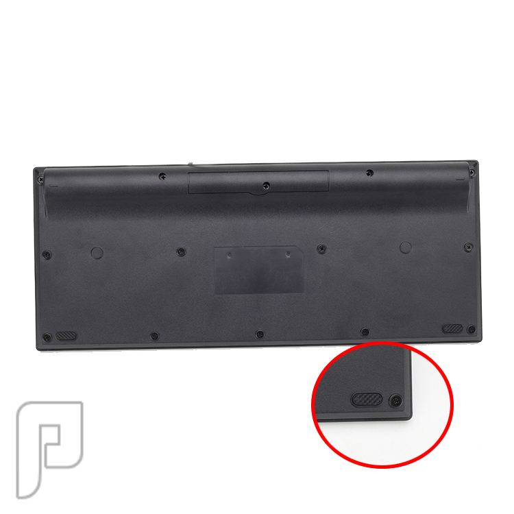 لوحة مفاتيح - كيبورد حجم صغير USB