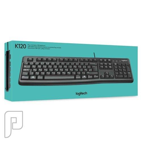 كيبورد لوحة مفاتيح سلكي لوجيتك K120