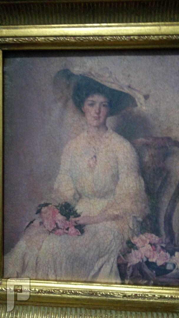 لوحات فنية نادرة من القرن 18