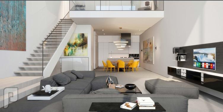 تملك منزل تاون هاوس 3 غرف بالشارقه من مشروع الجاده وبالتقسيط