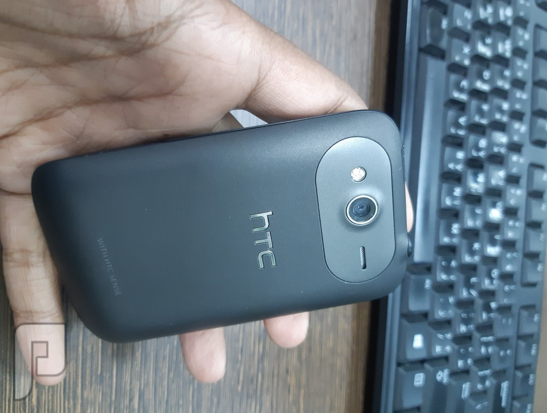 جوال اتش تي سي HTC Wildfire S PG76100 - آثري ونادر - قديمك نديمك