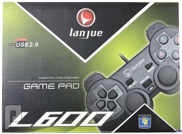 يد تحكم USB لألعاب الكمبيوتر L600