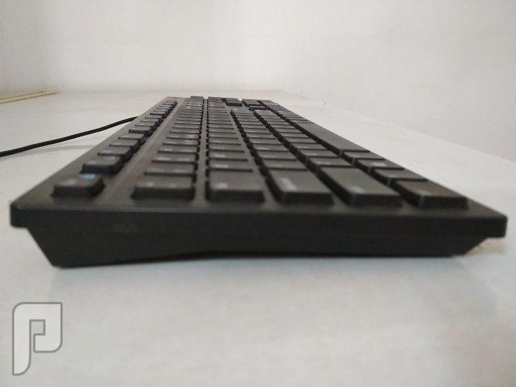 كيبورد لوحة مفاتيح سلكي ديل KB216