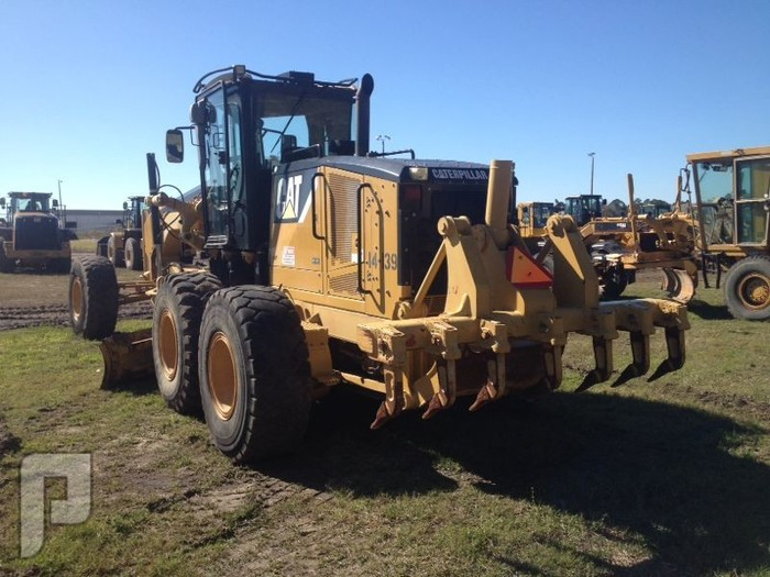 IT# 6323-2008 CAT 14M VHP MOTOR GRADER