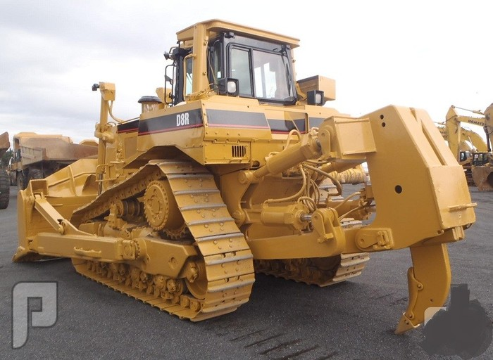 IT# 176-1998 CATERPILLAR D8R Crawler Tractor am