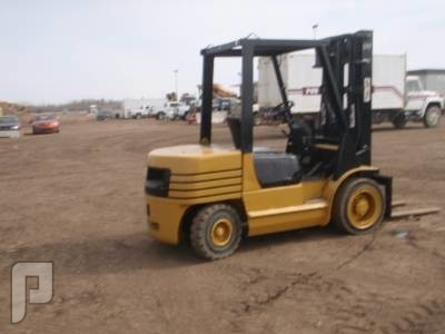 IT#3089 -2003 - CATERPILLAR DP35 13,500 LB FORKLIFT