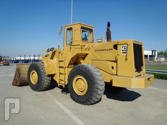IT# 173-1984 CATERPILLAR 966D Wheel Loader AM
