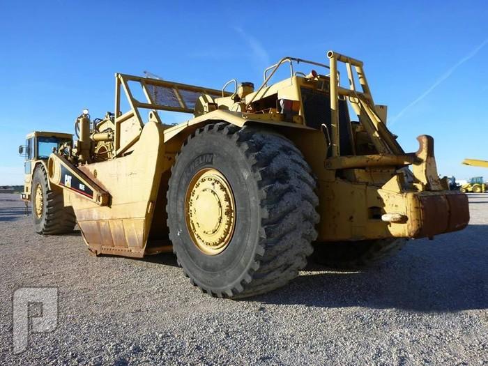 IT# 301-CATERPILLAR 657E Motor Scraper